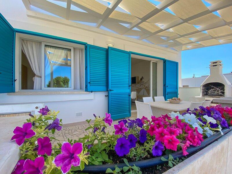 LA MAISON BLUE casa in Locazione Turistica Torre San Giovanni marina di Ugento (Le) Puglia ITALIA