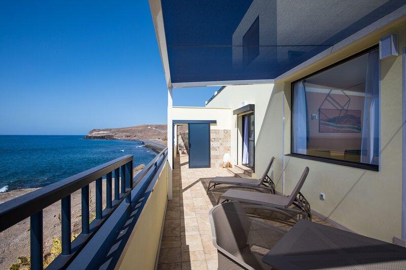 Terrasse En La Playa