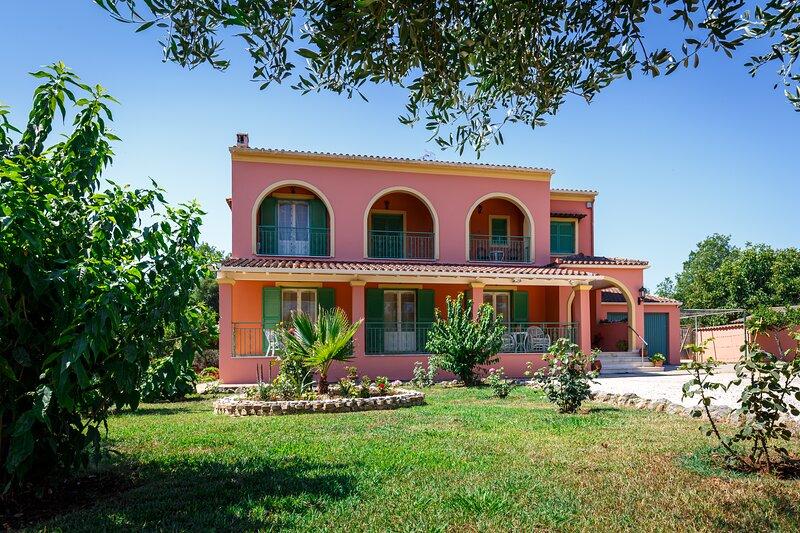 Wafaa Cottage Gouvia, aluguéis de temporada em Gouvia