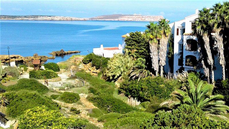 Casa Cristalina Menorca, location de vacances à Playas de Fornells