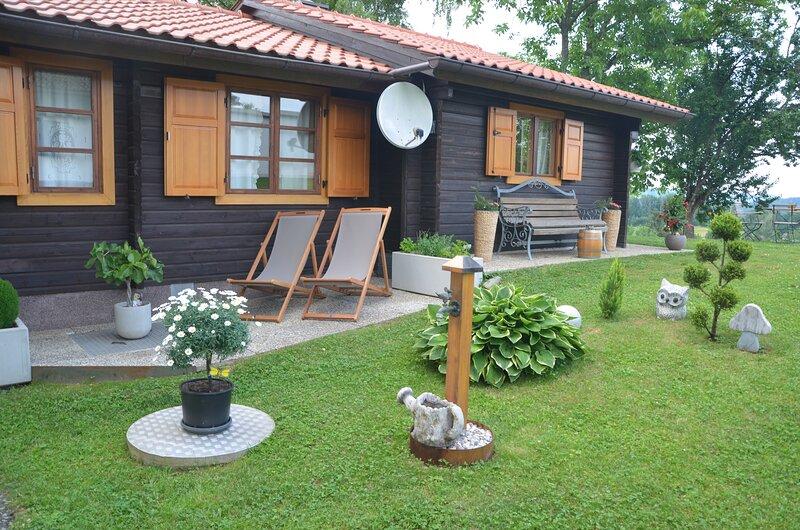 Ferienhaus Andrea, vacation rental in Oberhaag