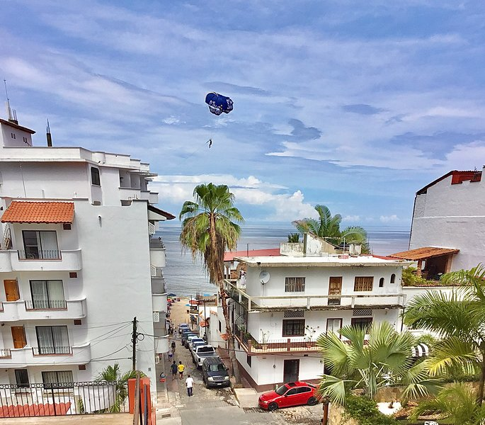 At Old Town and Beach just 1/2 block-  1 BR apt. !, vacation rental in Puerto Vallarta