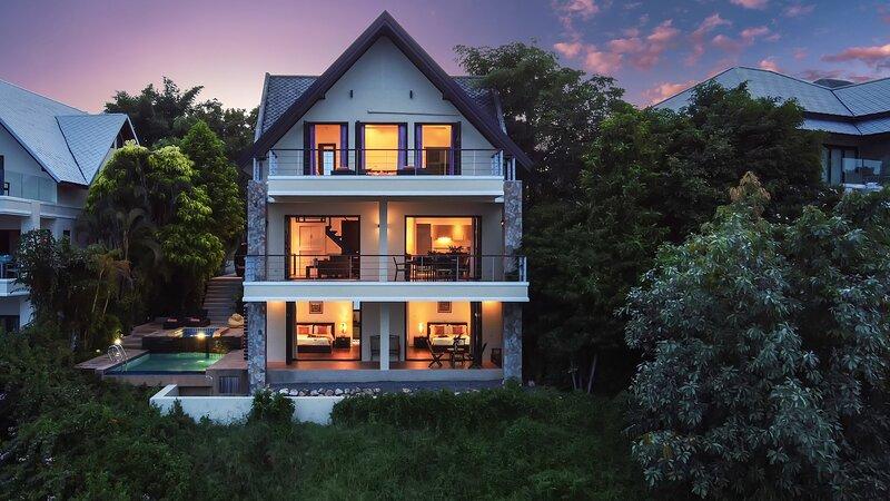 Villa 10 Sea View Villa, alquiler vacacional en Bophut