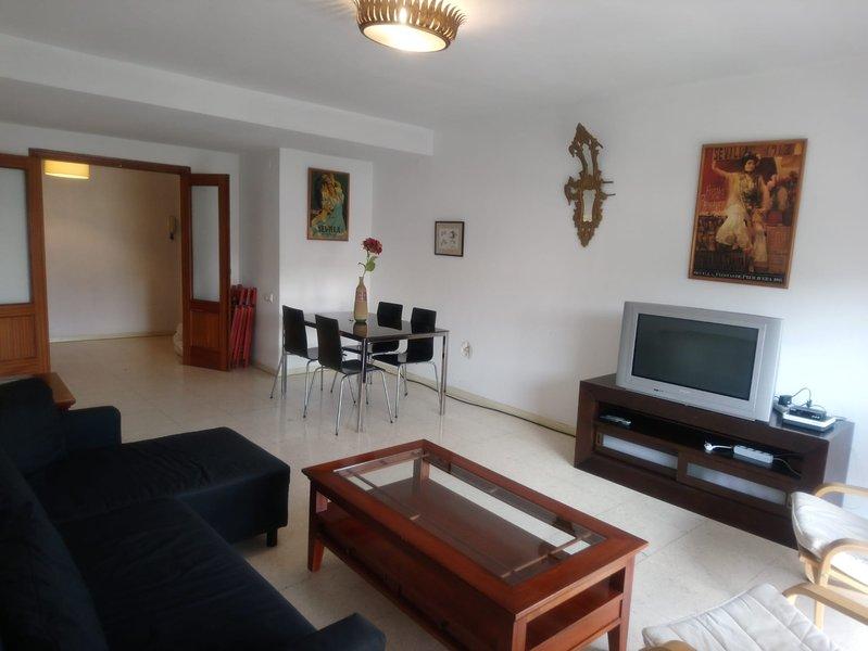 Amplio apartamento casco histórico, casa vacanza a Alcala de Guadaira