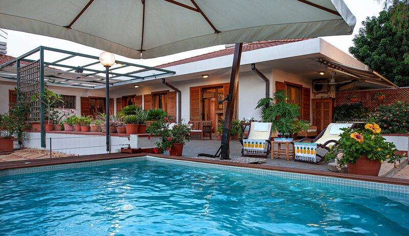 villa con piscina, location de vacances à Sferracavallo
