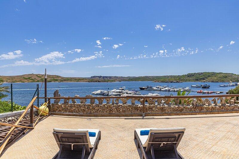 Villa Es Mirador de ses Altines, location de vacances à Es Grau