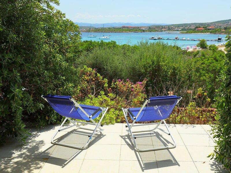 Vista Playa 2, alquiler de vacaciones en Pittulongu