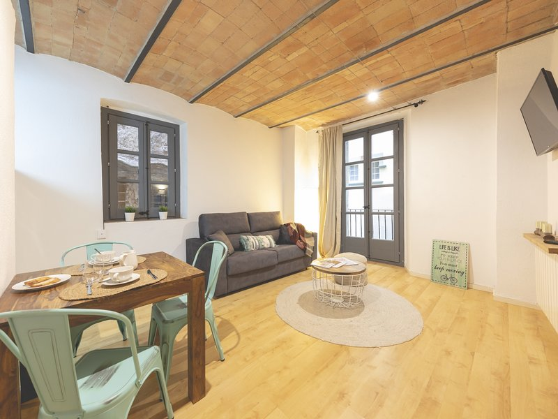 Fully renovated Apartment center Old Town (EA), holiday rental in Quart