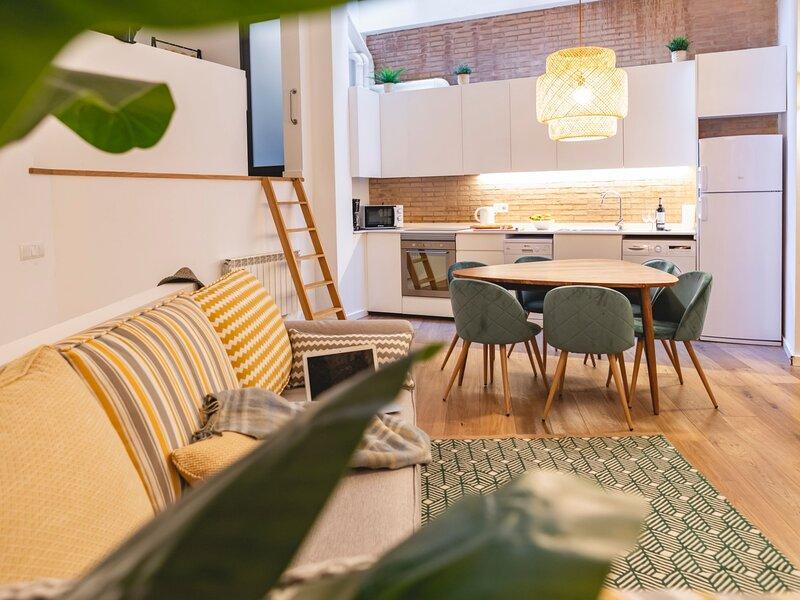 Sacsimort - Holiday apartment in Girona, alquiler de vacaciones en Girona