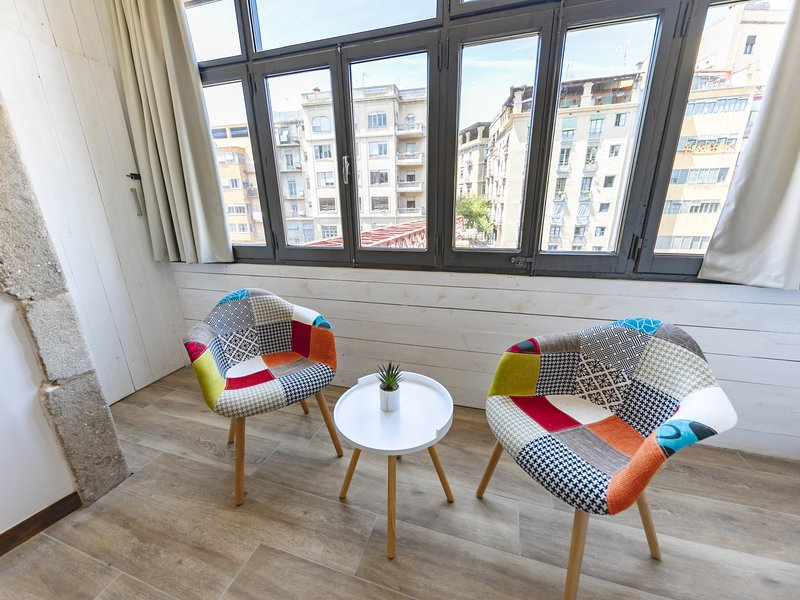 Bravissimo Rambla Eiffel Bridge 2, vacation rental in Sant Gregori