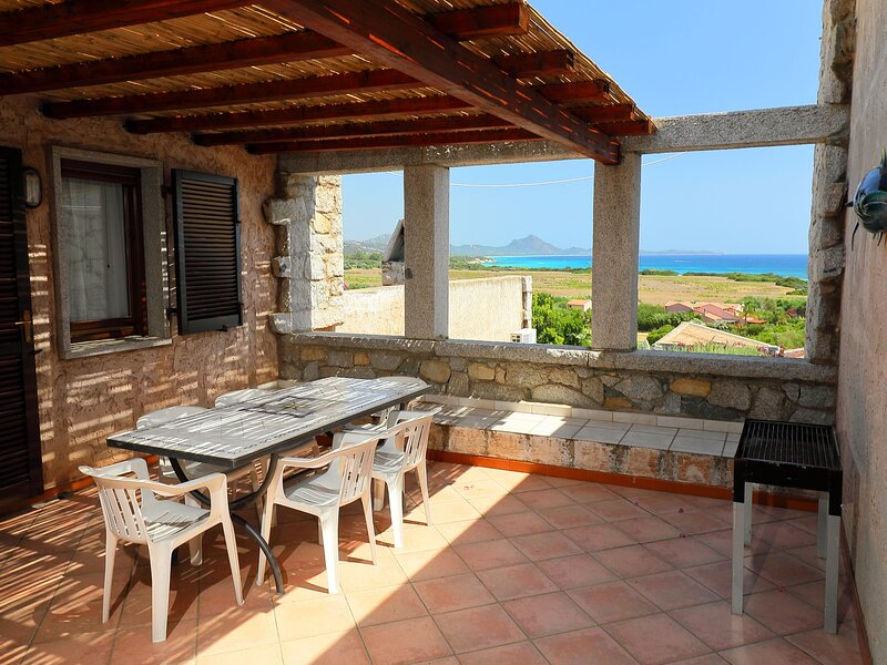 Residence Delphino (REI253), location de vacances à Cala Sinzias
