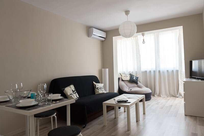 Apartment 15min walking to the city center, holiday rental in Varna