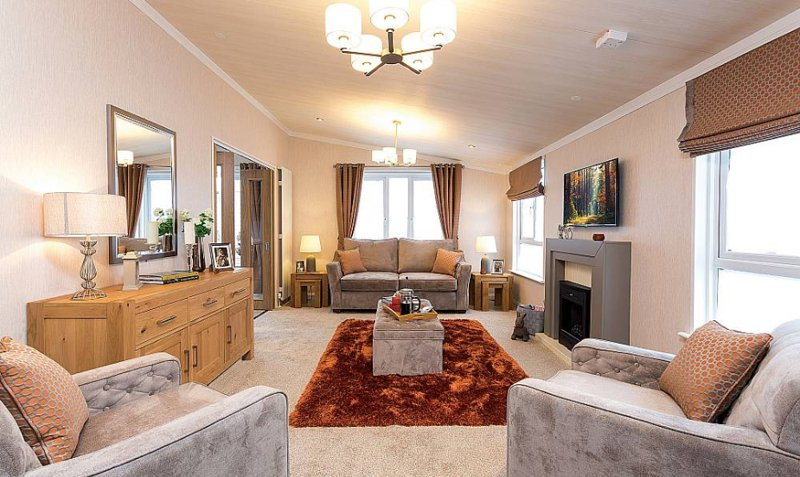 Lyndale Double Lodge with Hot Tub, Stewart's Resort, St Andrews, holiday rental in St Andrews