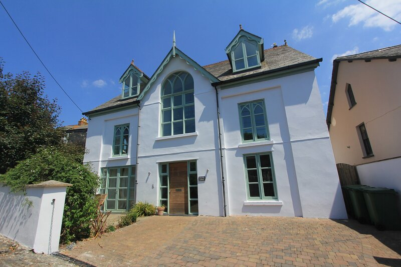 Chapel Lodge - Padstow Old Town, holiday rental in Padstow