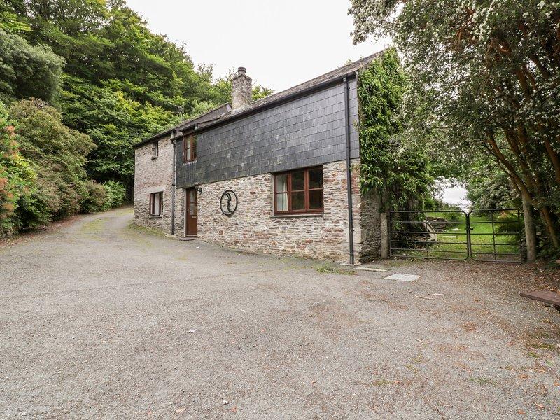 Ribby Barn, Lerryn, holiday rental in Lerryn