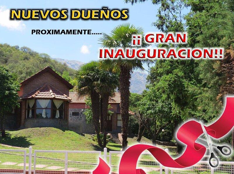 Cabañas El Refugio de los Pajaros, holiday rental in Merlo