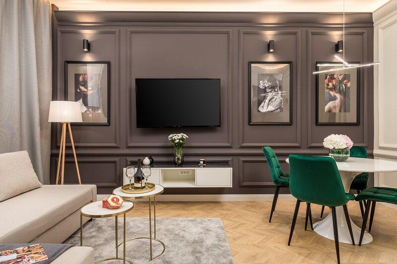 Luxury Number 1 Apartments - Luxury 1, location de vacances à Rijeka