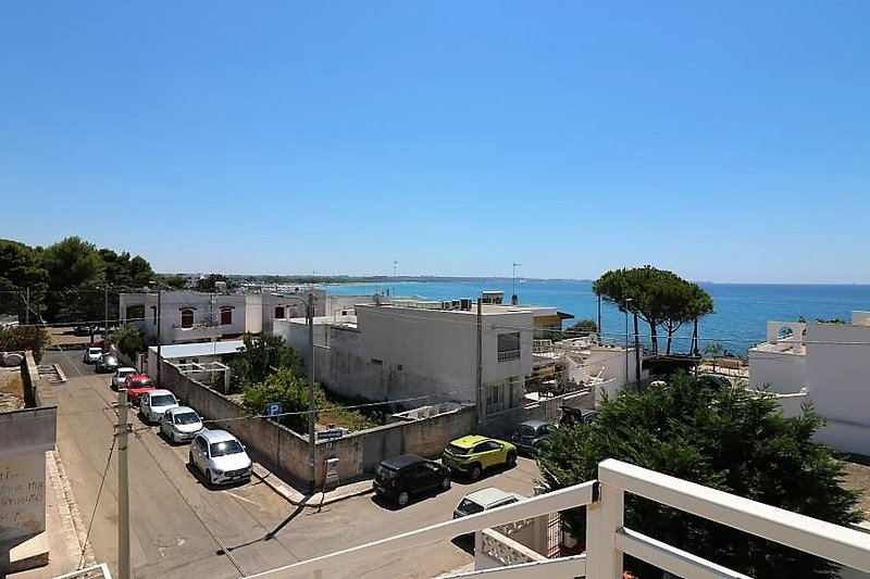 La Collina holiday home in Lido Conchiglie Gallipoli facing the sea, alquiler vacacional en Lido Conchiglie