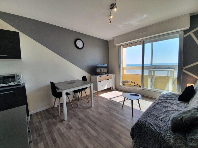Location Appartement Saint-Jean-de-Monts, 1 pièce, 2 personnes, vacation rental in Saint-Jean-de-Monts
