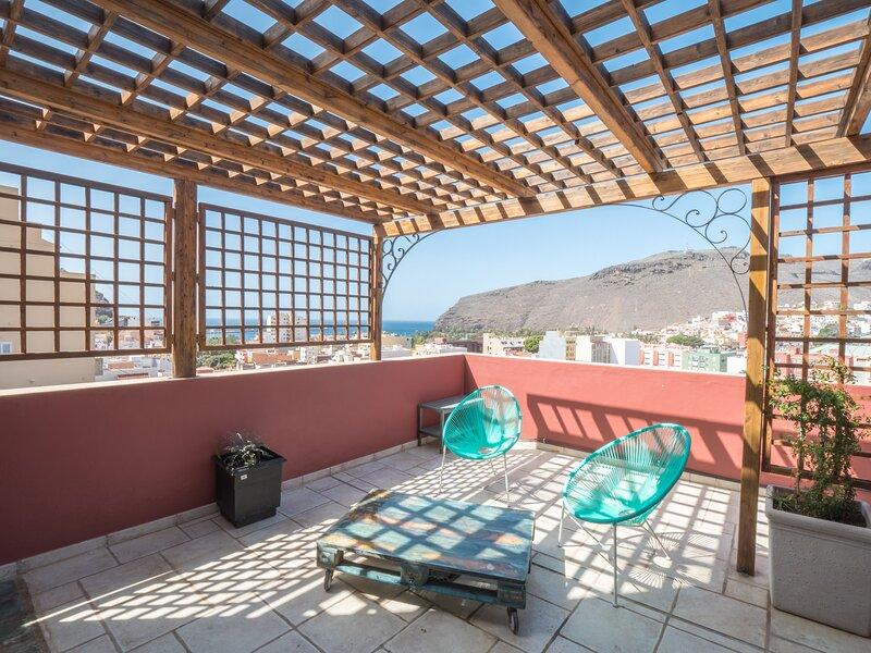 Home2Book San Sebastián de La Gomera, Terraza, holiday rental in San Sebastián de la Gomera