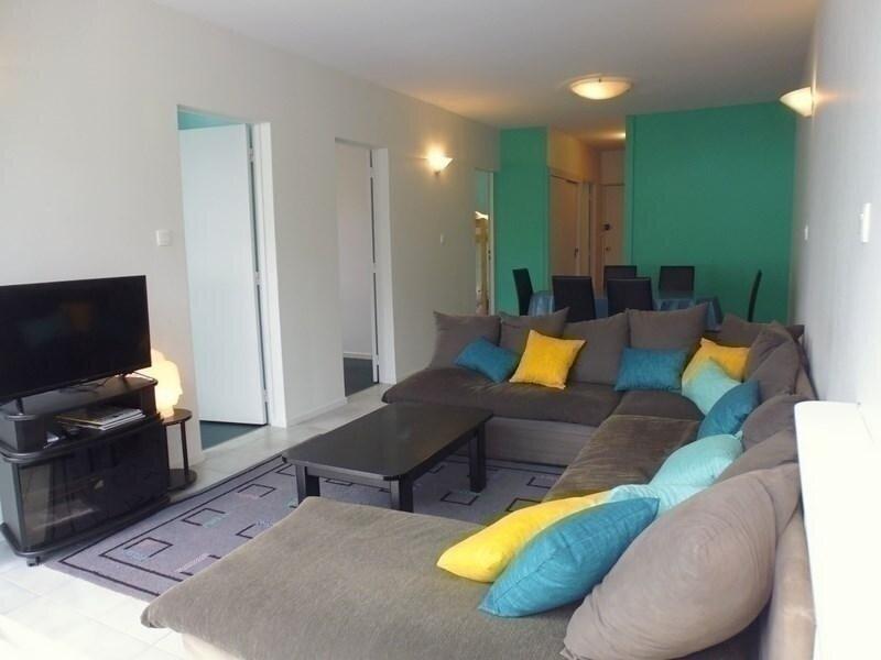 Appartement 8 personnes, 3 chambres, vue montagne, location de vacances à Gourette