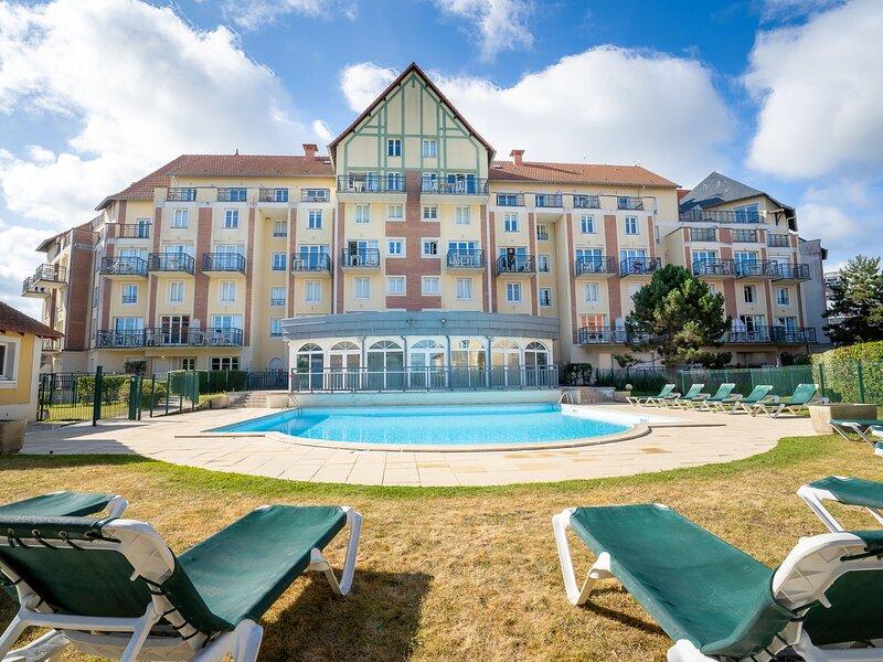 Port Guillaume, holiday rental in Dives-sur-Mer