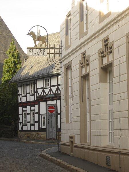 Galeriewohnung Ritter Ramm, location de vacances à Wolfenbüttel