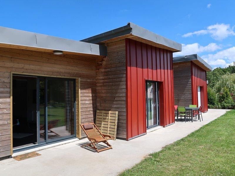 Villa Heol, holiday rental in Plouegat-Moysan