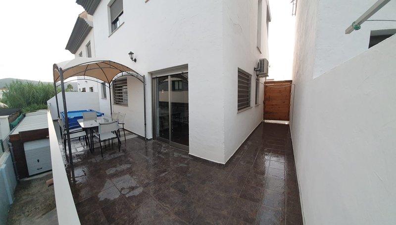 Amazing house near the beach & Wifi, holiday rental in Grau i Platja