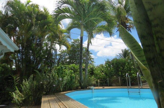 Villa Ti Gite *** 10 pers., location de vacances à Le Marin