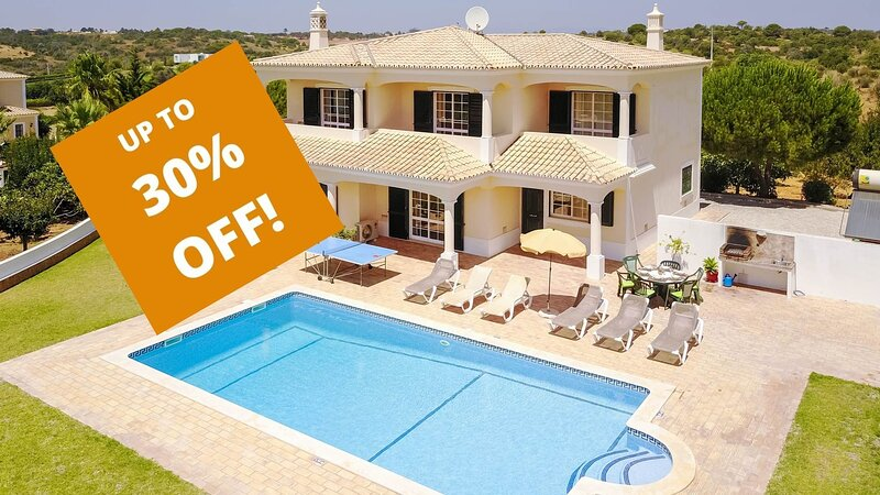 UP TO 30% OFF! MONTE DOS AVÓS Country villa,private pool, AC,WiFi, 1,5km to Guia, vacation rental in Guia