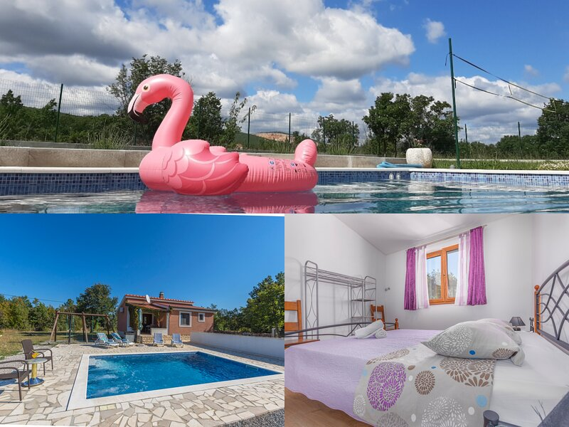 Holiday home Vlastelica, Split,outdor pool, full privacy, holiday rental in Vedrine