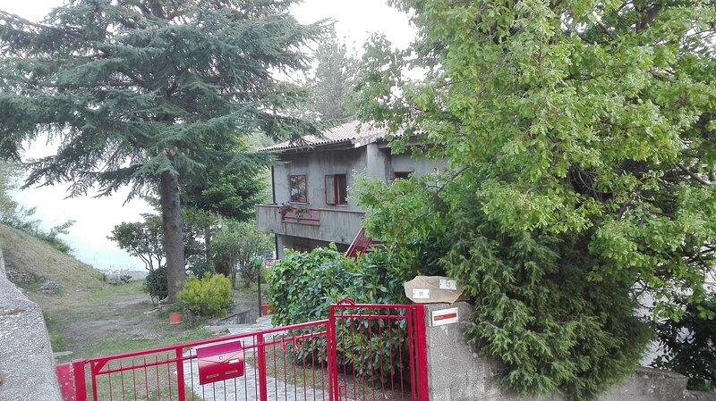 Casa Vacanza Giardino, vacation rental in Sant'Angelo Limosano
