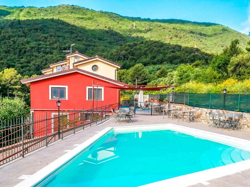 Superiore, holiday rental in Laigueglia