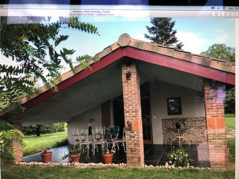 Gîte  La Petite Maison ***, location de vacances à Calmont