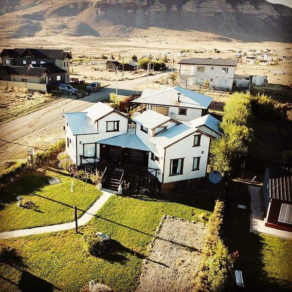 Cabañas Alechen - El Calafate - Patagonia Argentina, holiday rental in Province of Santa Cruz