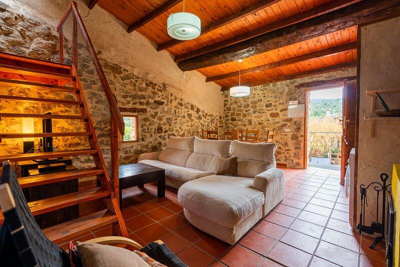 El Cau dels Somnis - Els Serrans, holiday rental in Talayuelas
