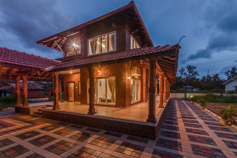 Sulo Villa by Vista Rooms, vakantiewoning in Kundapur