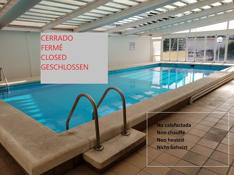 Pool temporarilly closed