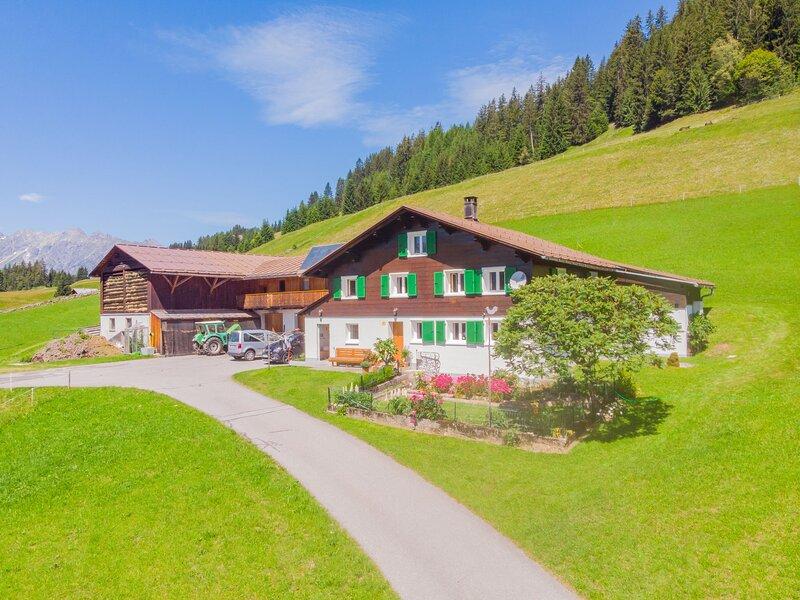 Sasella, holiday rental in Bartholomaeberg