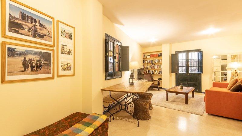 Luminous and Centric Apartment - Rest, vacation rental in San Jose de La Rinconada