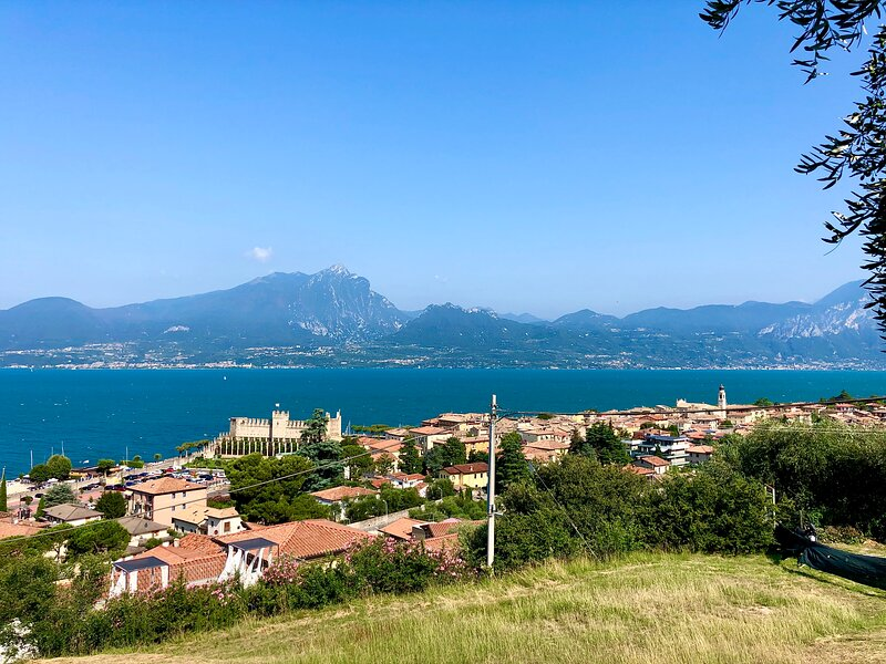 Cosy Torri Apartments - Fantastica vista Lago e Giardino privato, vacation rental in Torri del Benaco