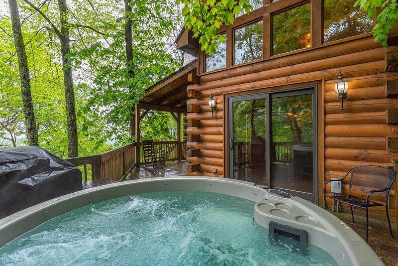 Laurel View Lodge, location de vacances à Maggie Valley
