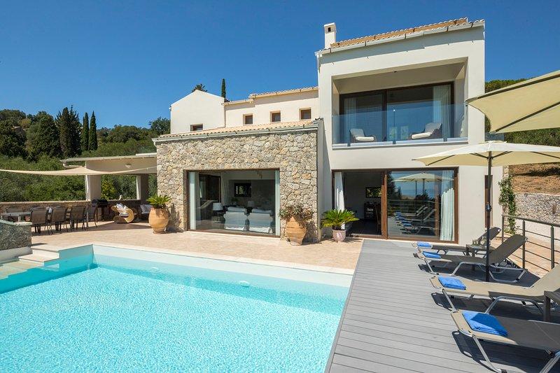 Villa Gastouri - Corfu, Greece