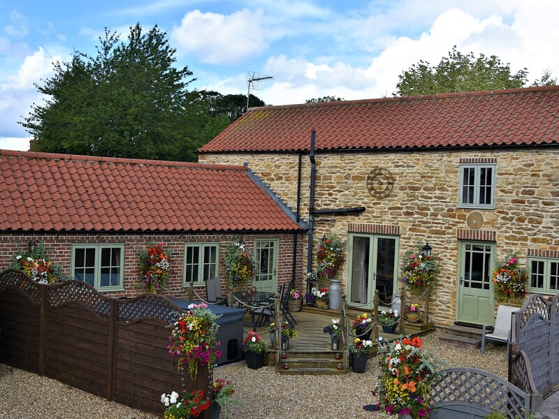 The Dairy Barn, Ingham, casa vacanza a Saxilby