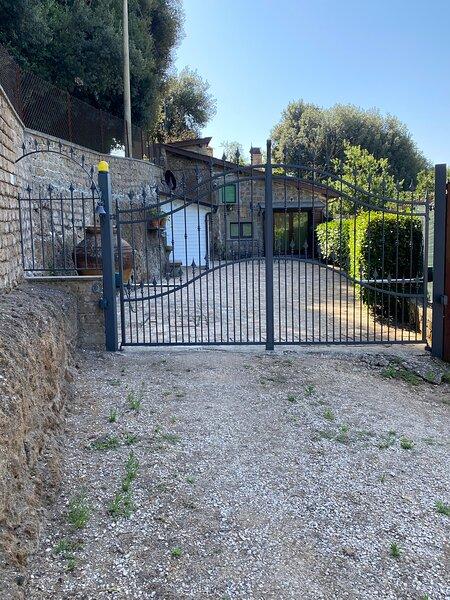 Casetta Santa Fortunata Guesth House, holiday rental in Sutri