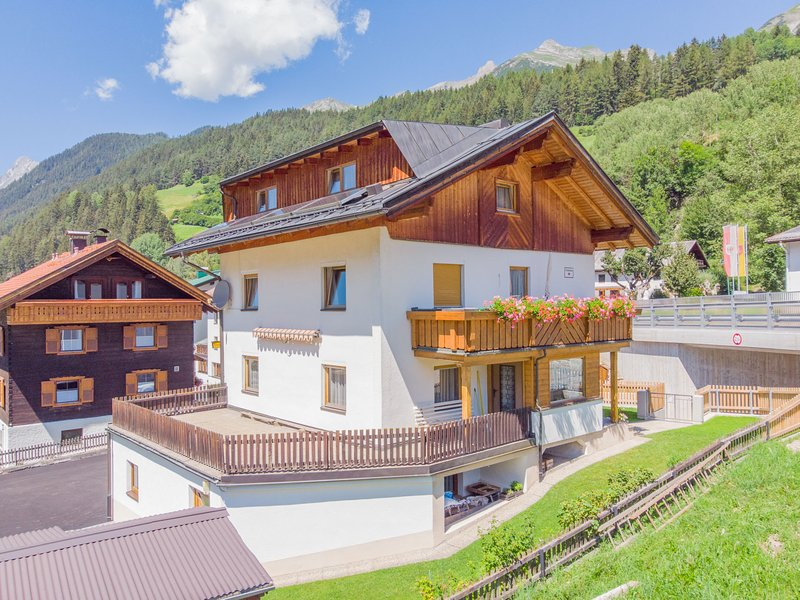Rifflerblick, vacation rental in Lech