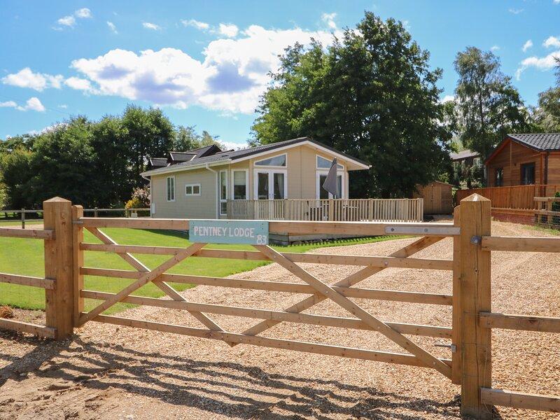Pentney Lodge, Middleton, Norfolk, casa vacanza a Downham Market