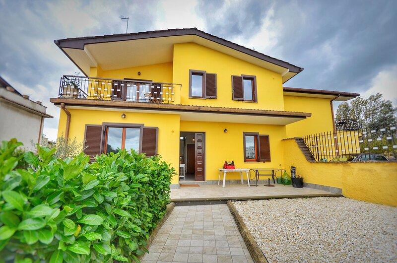 Casa vacanze C&C, vacation rental in Monterosi