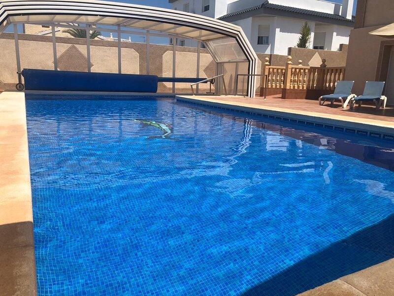 Villa Lorraine, holiday rental in Gran Alacant